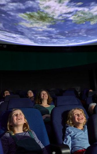Planetarium at Millennial Point, Birmingham